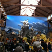 Photo taken at Cabela's by Roderic B. on 10/6/2012