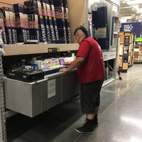 Photo taken at Lowe's Home Improvement by Ryan S. on 7/16/2016