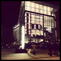 Photo taken at Durham Performing Arts Center (DPAC) by Andrew S. on 11/3/2012