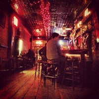 Photo taken at Lucky Dog by Brandon B. on 2/19/2013