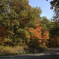 Photo taken at Ledges State Park by Erik R. on 10/3/2012