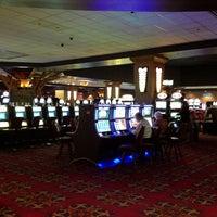 Photo taken at Prairie's Edge Casino Resort by Erik R. on 6/4/2013