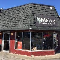 Photo taken at Maize by Erik R. on 3/17/2017