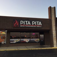 Photo taken at Pita Pita Mediterranean Grill by Erik R. on 7/21/2017