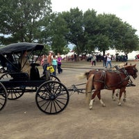 Photo taken at Clay County Fair Grounds by Erik R. on 9/16/2013