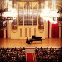 Снимок сделан в Филармония им. Д. Д. Шостаковича. Большой зал пользователем Evgeny L. 3/2/2013