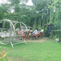 Photo taken at Bakkim Family Garden by Jovita_tjuang on 6/22/2013