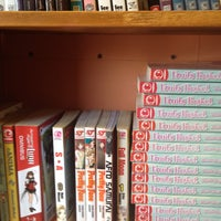 Photo taken at Poor Richard's Bookstore by Sandra A. on 5/5/2014
