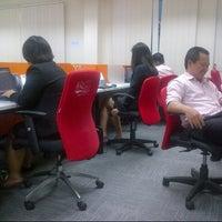 Photo taken at HSBC Phan Dang Luu by Khoa P. on 4/10/2013