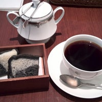 Photo taken at Cafe Tristan by 小倉 あ. on 4/8/2014