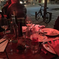 Photo taken at Brut - Wine Bar | ברוט בר יין by Nir T. on 12/29/2016