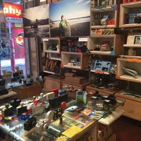 Photo taken at Lomography Gallery Store by Nir T. on 9/16/2016