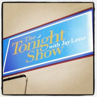 Photo taken at The Tonight Show with Jay Leno by Patrick B. on 9/25/2013