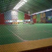 Photo taken at Vidi Arena Futsal by Arya A. on 8/24/2013