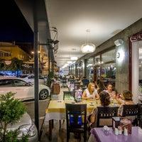 5/24/2016 tarihinde Dalyan Balıkziyaretçi tarafından Dalyan Balık Restaurant'de çekilen fotoğraf