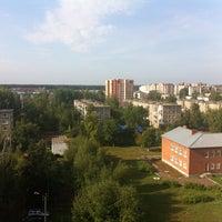 Photo taken at Школа Искусств by ILSHAT S. on 8/17/2013
