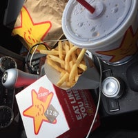 Photo taken at Hardee's by Randy H. on 6/8/2015