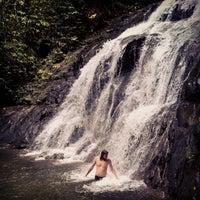 Photo taken at Ton Chong Fah Waterfall by Louis C. on 11/12/2015