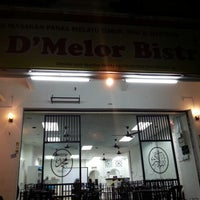 Photo taken at D Melor Bistro by Asyraf Hakim M. on 12/15/2012