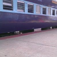 Photo taken at Platform 9 @ Bangalore City Junction by Harish A. on 5/2/2013