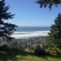 Photo taken at Neskowin State Beach by PDX P. on 6/9/2013