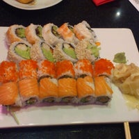 Photo taken at Sushi Express & Chinese Express by Gökay Y. on 12/16/2012
