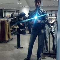 Photo taken at Zara by Preetam J. on 11/27/2012