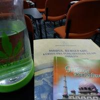 Photo taken at Pejabat Agama Setiu by Amir S. on 2/15/2014