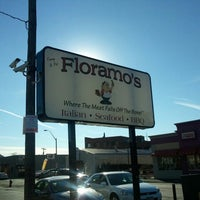 Photo taken at Floramo's Restaurant by andre h. on 12/14/2012