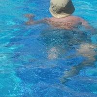 Photo taken at Port Nature Swimming Pool by Sebahattin T. on 7/14/2017