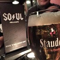 Das Foto wurde bei Soul Hell Café von Stefan am 12/9/2017 aufgenommen