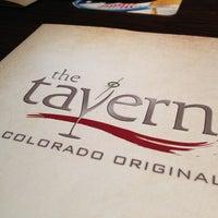 Photo taken at The Tavern Littleton by Ryan D. on 4/18/2013