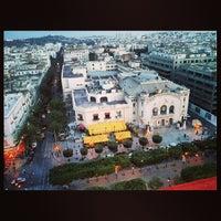 Photo taken at El Hana International Hotel Tunis by Rawan D. on 6/27/2013
