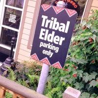 Photo taken at Port Madison Indian Reservation by Jenifer L. on 10/27/2012