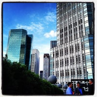 Photo taken at Mad 46 Rooftop Lounge by Grace C. on 7/24/2013
