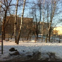 Photo taken at Школа № 16 by Egor P. on 2/22/2013