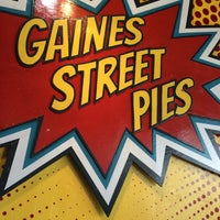 Photo taken at Gaines Street Pies by Ceci R. on 2/6/2015