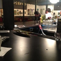 Photo taken at Inside Out Gallery by Riley B. on 10/27/2012