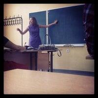 Photo taken at Кафедра Журналистики by Alyona L. on 5/16/2013