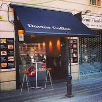 Photo taken at Doctor Coffee by Josep A. on 7/10/2013