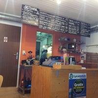 Photo taken at El Burrito Feliz by Marco S. on 1/10/2013