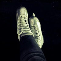 Photo taken at Patinoar by Andreea T. on 1/4/2013
