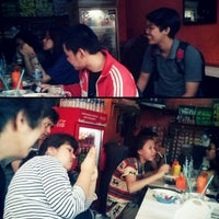 Photo taken at Pass Cafe Siang Malam 24 Jam by Mike H. on 1/14/2013