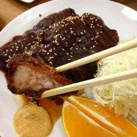 Photo taken at Ajissai Restaurante by Angelo M. on 7/30/2014