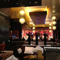 Photo taken at Lobby Bar by Osamu Y. on 11/4/2012