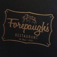 Foto tomada en Forepaugh's Restaurant por Christine A. el 10/15/2016