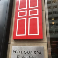 photo taken at elizabeth arden red door spa by christine a on 41