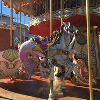 Photo taken at The Carousel at Pier 39 by Lucy M. on 3/7/2018