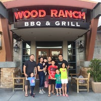 Photo taken at Wood Ranch BBQ & Grill by PT on 6/6/2017