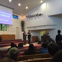 Photo taken at Chinese Baptist Church Of Orange County by PT on 4/24/2016